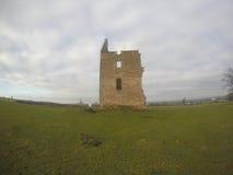 Castelo arruinado de Gilbertfield Foto de Stock