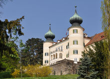 Castelo Artstetten, Áustria, Europa imagem de stock royalty free