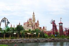 Castelo ausente de FarFar Imagem de Stock
