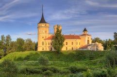 Castelo Bip Pavlovsk St Petersburg Rússia Foto de Stock Royalty Free