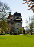 Castelo Blatna Foto de Stock