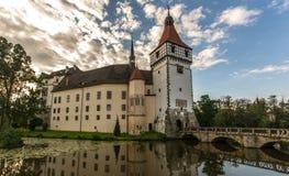 Castelo Blatna Imagem de Stock Royalty Free