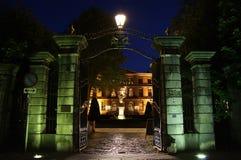 Castelo Bloemendal, Vaals Fotos de Stock Royalty Free