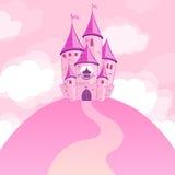 Castelo bonito Fotos de Stock Royalty Free