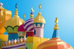 Castelo Bouncy Imagem de Stock