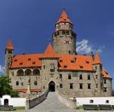 Castelo Bouzov 3 Fotos de Stock Royalty Free
