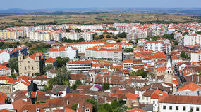 Castelo Branco, Centro region, Portugal Royalty Free Stock Images