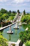 Castelo Branco garden, Beira Baixa region. Portugal Royalty Free Stock Photos
