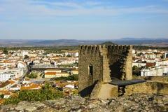 Castelo Branco, Portugal Royaltyfri Fotografi