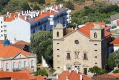 Castelo Branco, regione di Centro, Portogallo Fotografia Stock