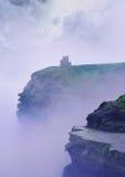 Castelo britânico Fotos de Stock
