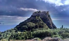 Castelo C|orfu Imagens de Stock Royalty Free