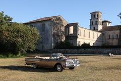 Castelo, casamento fotos de stock royalty free
