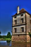 Castelo (castelo) de Cromatin Imagens de Stock Royalty Free