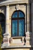 Castelo Castelul PeleÈ™ Sinaia de Peles, Romênia Imagens de Stock