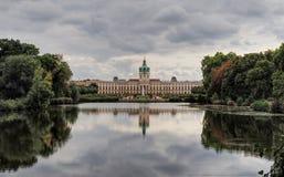 Castelo Charlottenburg Berlim imagem de stock