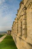 Castelo Chesterfield de Bolsover fotografia de stock royalty free