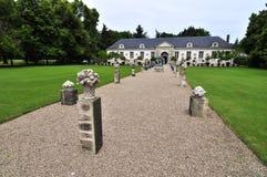 Castelo Cheverny em França foto de stock
