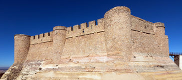 Castelo chinchilla Imagem de Stock Royalty Free