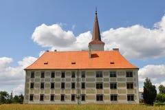 Castelo Chropyne, república checa imagens de stock royalty free