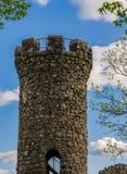 Castelo Craig no parque de Hubbard Fotografia de Stock Royalty Free