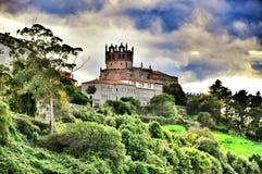 Castelo da Espanha Imagens de Stock