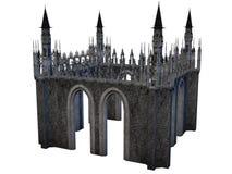 Castelo da fantasia Fotografia de Stock