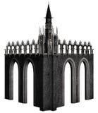 Castelo da fantasia Fotos de Stock Royalty Free