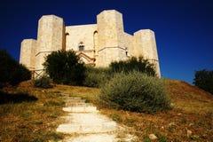 Castelo da montagem Imagem de Stock Royalty Free