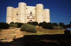 Castelo da montagem Foto de Stock Royalty Free