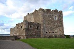 Castelo da obscuridade foto de stock royalty free