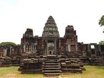 Castelo da pedra de Phimai Imagem de Stock