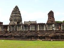 Castelo da pedra de Phimai Imagem de Stock Royalty Free