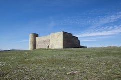 Castelo da vila Medinaceli Imagens de Stock Royalty Free