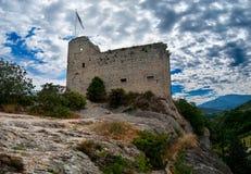 Castelo das contagens de Toulouse Fotos de Stock Royalty Free
