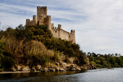 Castelo de Almourol Imagem de Stock Royalty Free