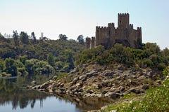 Castelo de Almourol Fotografia Stock