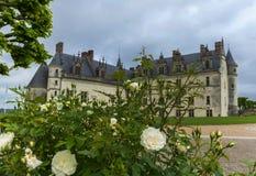 Castelo de Amboise fotografia de stock royalty free