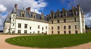 Castelo de Amboise, France Foto de Stock