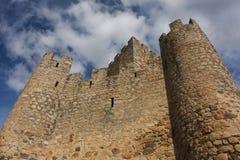 Castelo de Amourol, Portugal imagens de stock royalty free