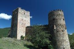 Castelo de Ananuri Fotos de Stock