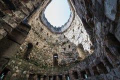 Castelo de Ananuri Imagem de Stock