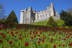 Castelo de Arundel em sussex ocidental fotos de stock