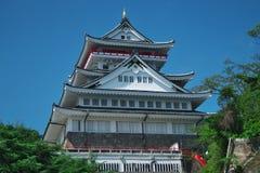 Castelo de Atami Fotografia de Stock Royalty Free