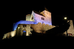 Castelo de BÄdzin Fotos de Stock Royalty Free