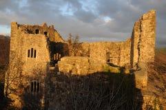 Castelo de Badenweiler/castelo de Baden Fotos de Stock Royalty Free