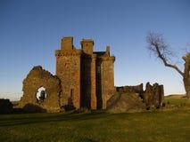 Castelo de Balvaird, Escócia Imagem de Stock Royalty Free