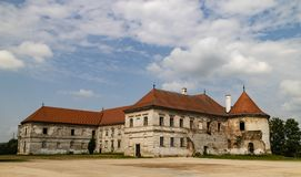Castelo de Banffy, Romênia foto de stock