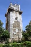 Castelo de Beja Fotos de Stock Royalty Free