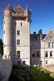 Castelo de Belfast fotografia de stock